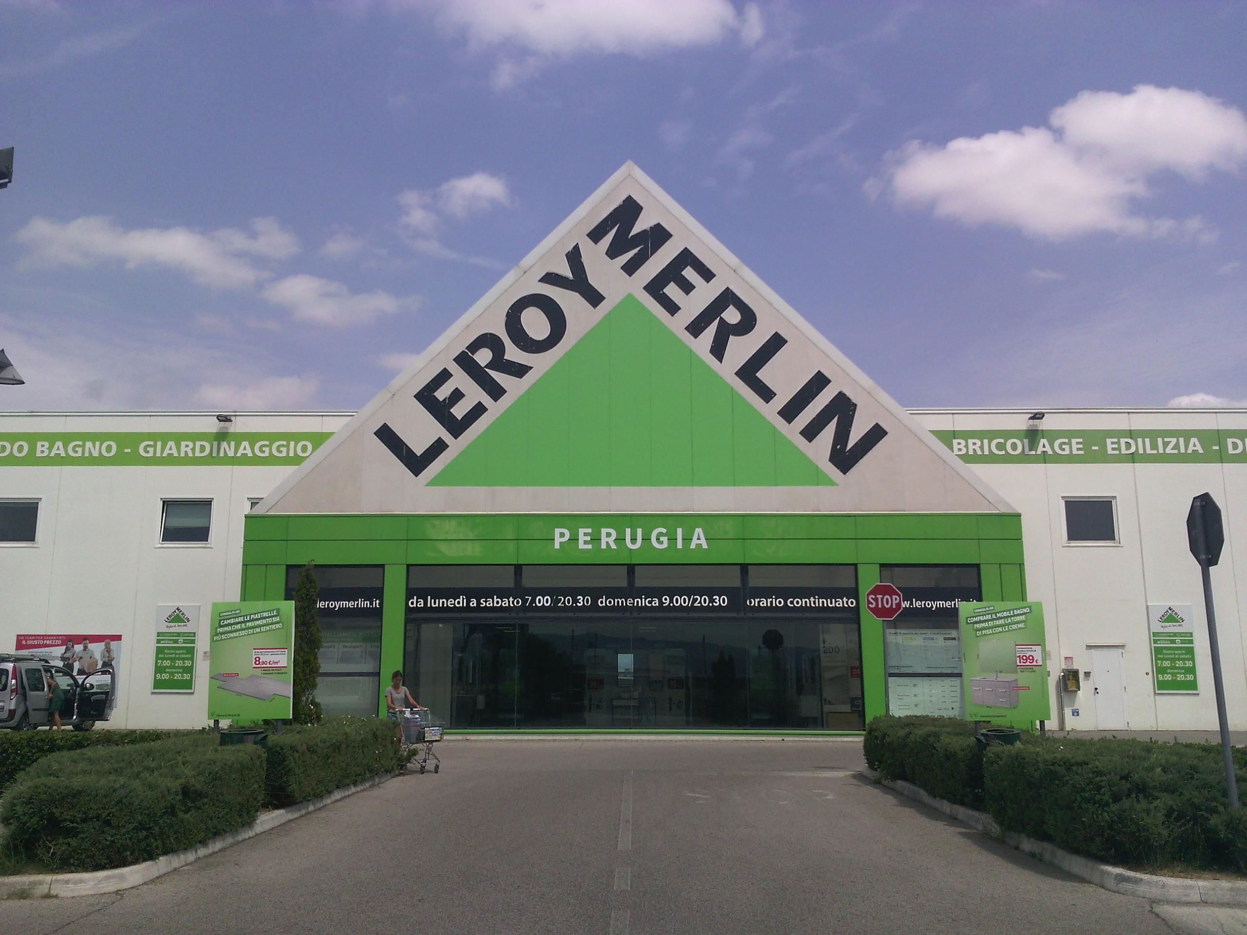 File Leroy Merlin Store In Bastia Umbra August 2019 5 Jpg Wikimedia Commons
