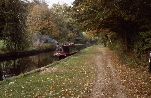 Llangollen Canal between Pentre and Froncysyllte - geograph.org.uk - 84515