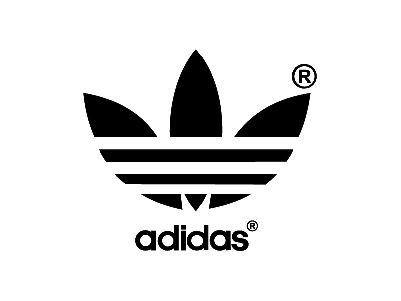 adidas logotipo antiguo