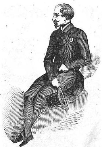 Louis-Napoléon Bonaparte représentant du peuple 1848