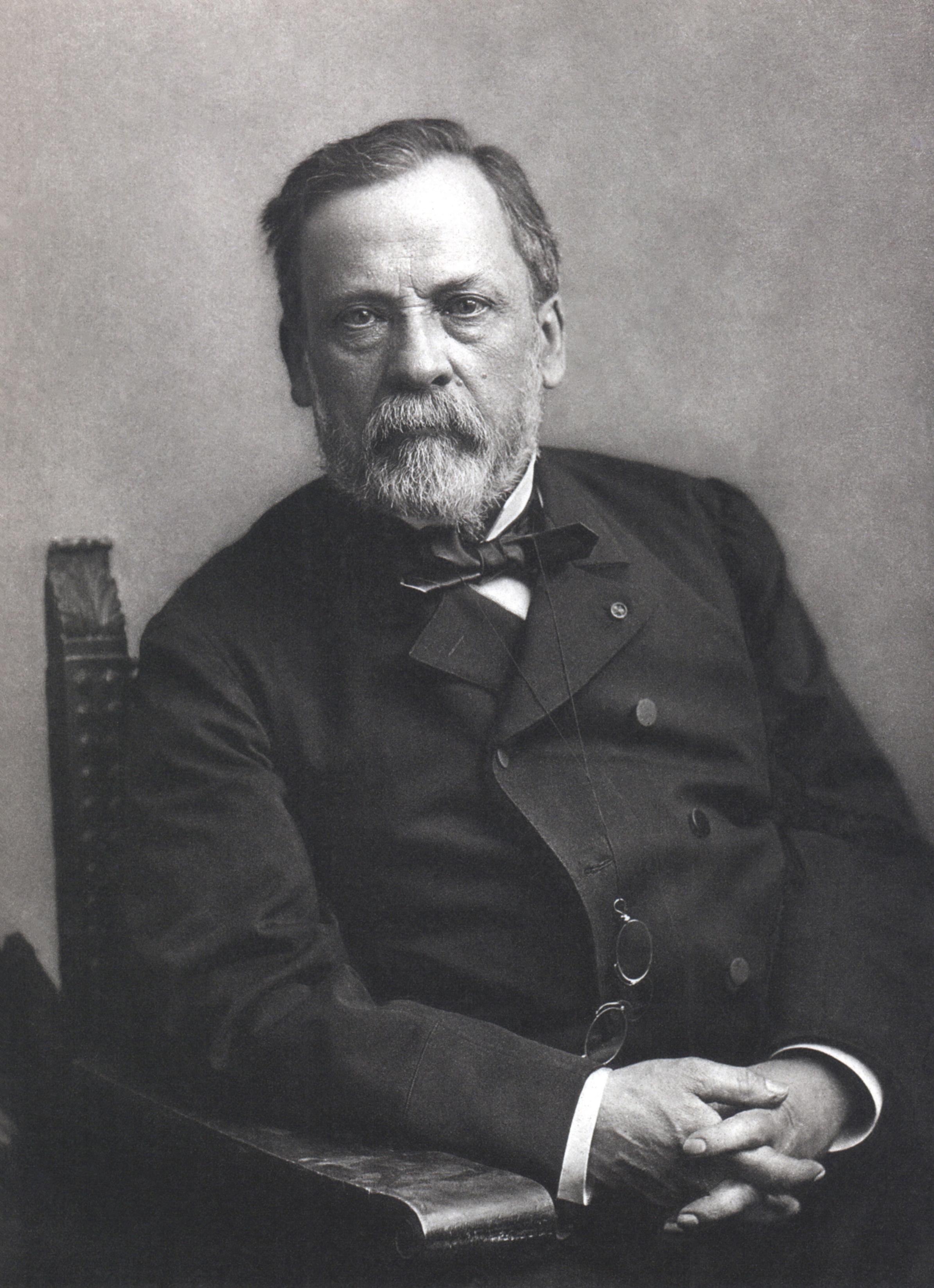 Louis Pasteur - Vikipedi