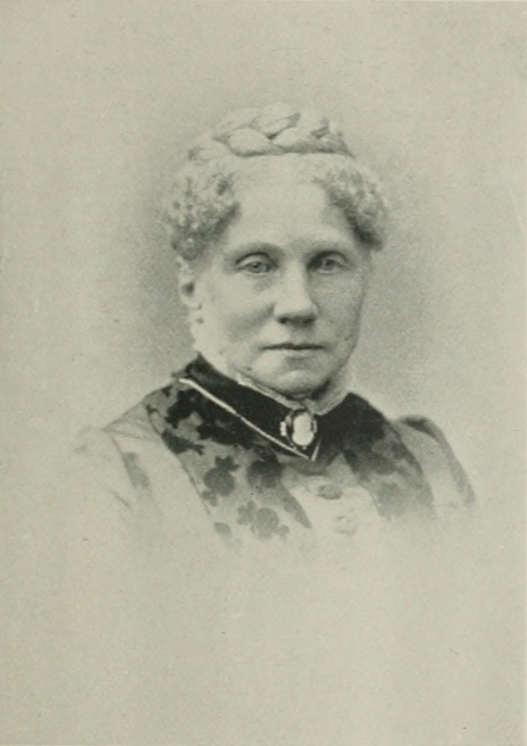 MARY L. BONNEY RAMBAUT A woman of the century (page 605 crop).jpg
