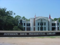 Jefferson Davis Presidential Library and Museum