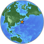 English: Magnitude7.8 - KURIL ISLANDS 2006 Nov...