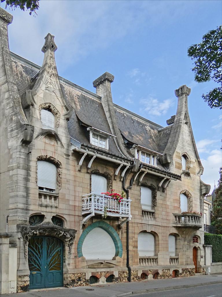 file maison huot de style art nouveau nancy 7966479700 jpg wikimedia commons. Black Bedroom Furniture Sets. Home Design Ideas