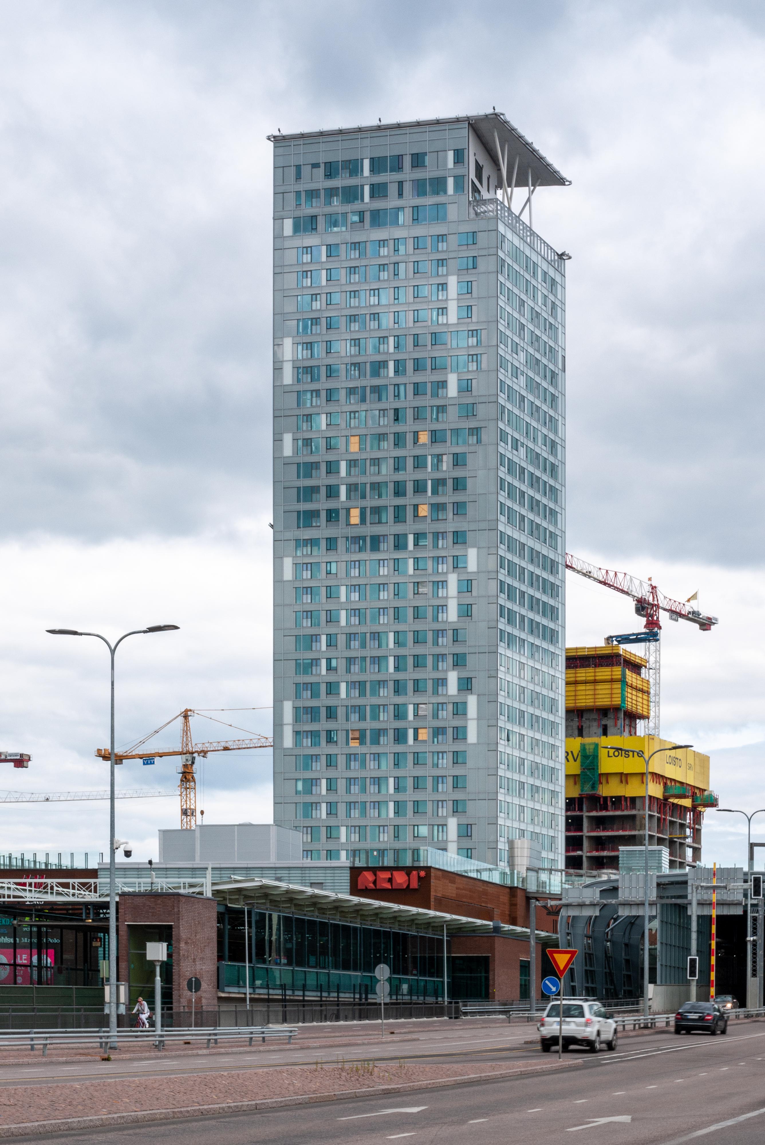 High Rise Building Wikipedia