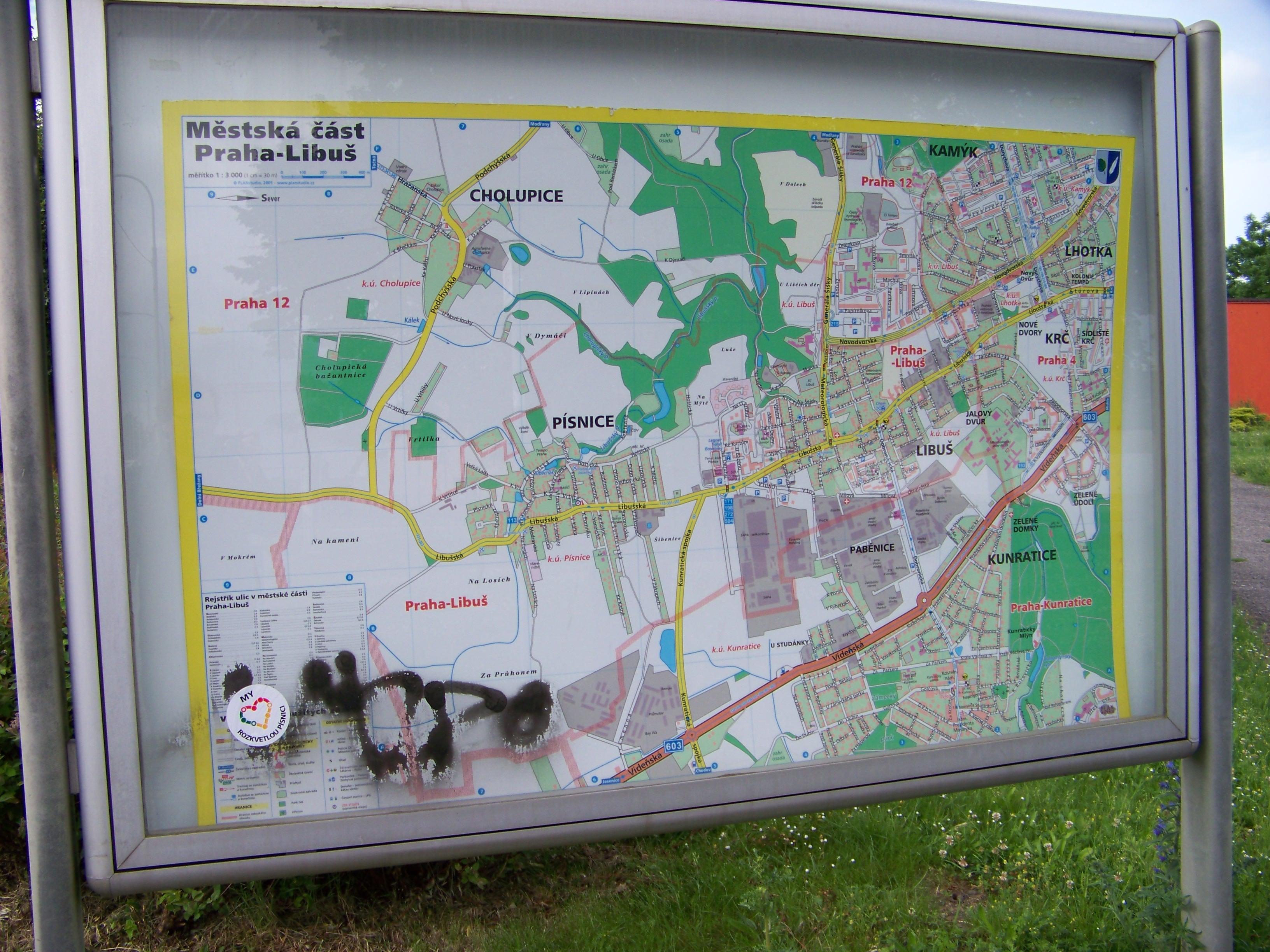 File Mapa Mestske Casti Praha Libus Jpg Wikimedia Commons