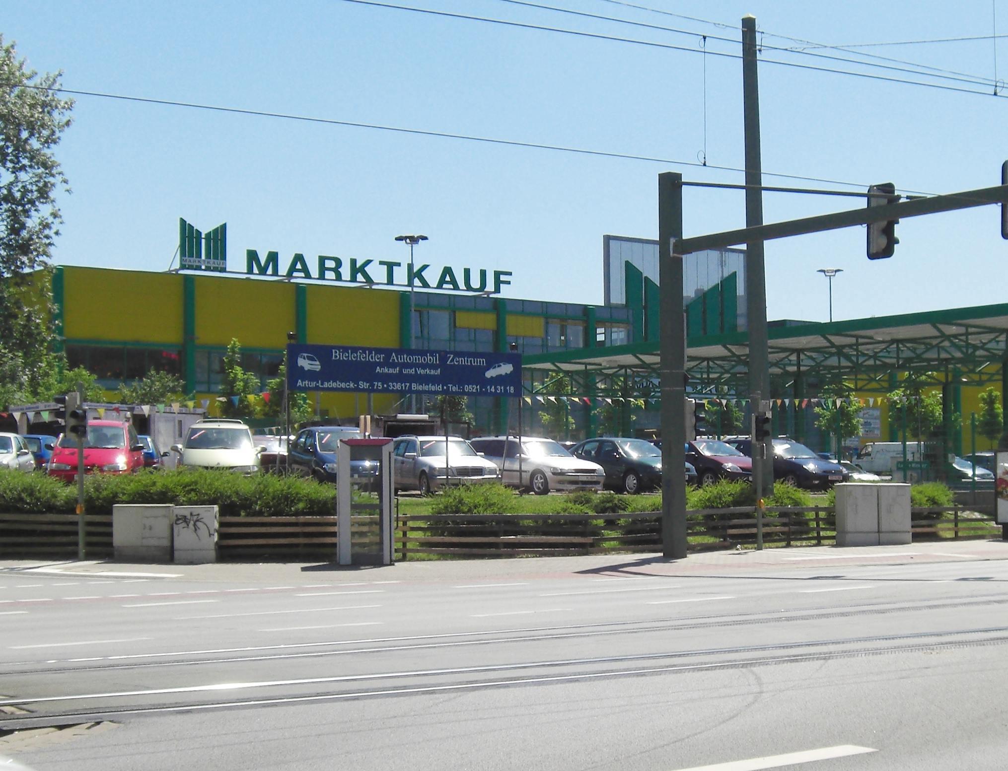 File:Marktkauf Gadderbaum Bethel Bielefeld panoramio.jpg