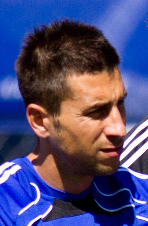 Petráš in 2010