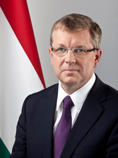Hungarian politician, economist, Minister of Economy (2000-2002), Minister of National Economy (since 2010)