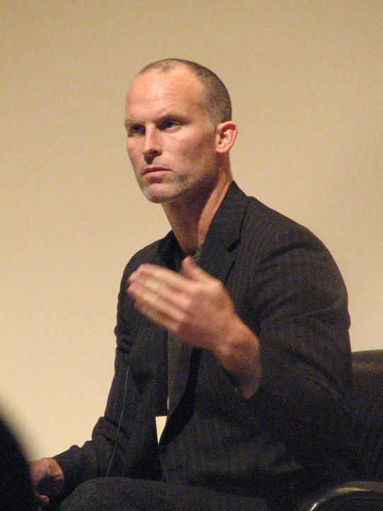 Image of Matthew Barney from Wikidata