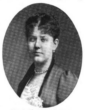 Maude Valerie White, from a 1901 publication.