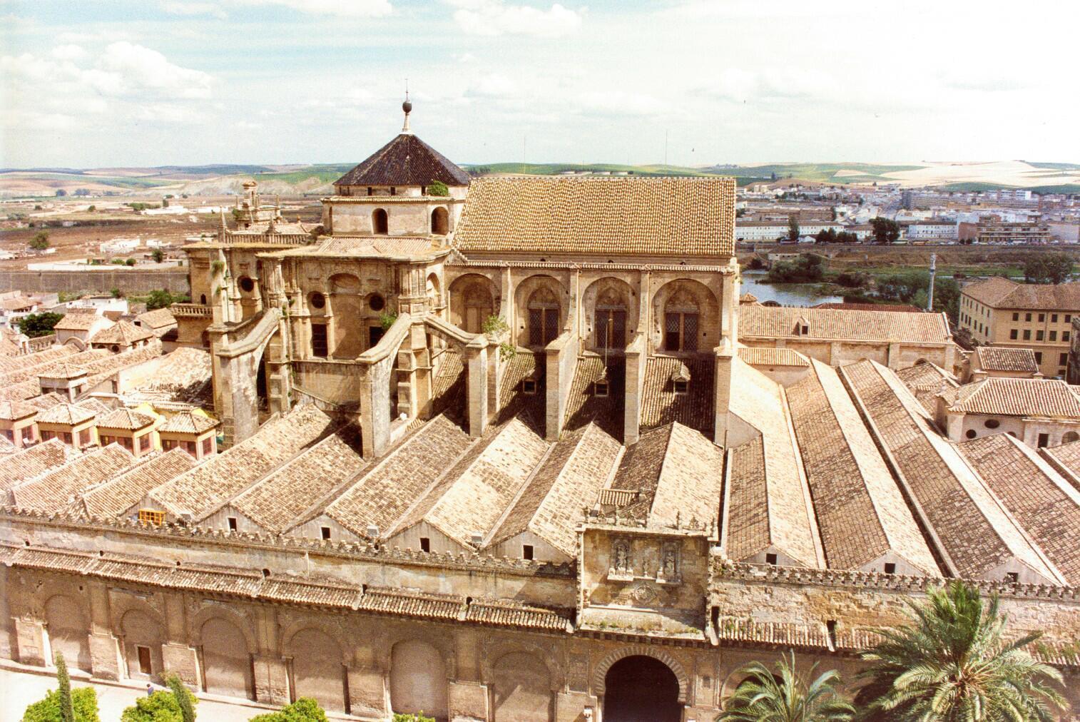 File:Mezquita de Córdoba - Techo.jpg - Wikimedia Commons