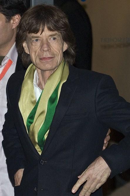 Mick Jagger Größe