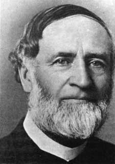 Milton Wright (bishop) Father of the Orville brothers, protestant bishop