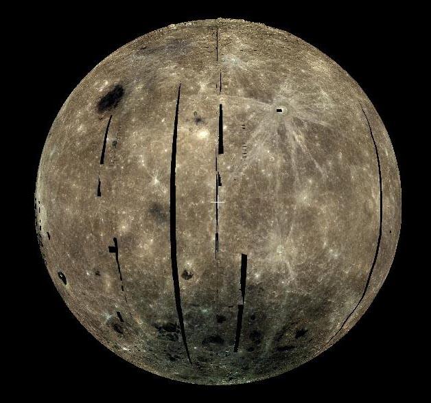 Moon Backside