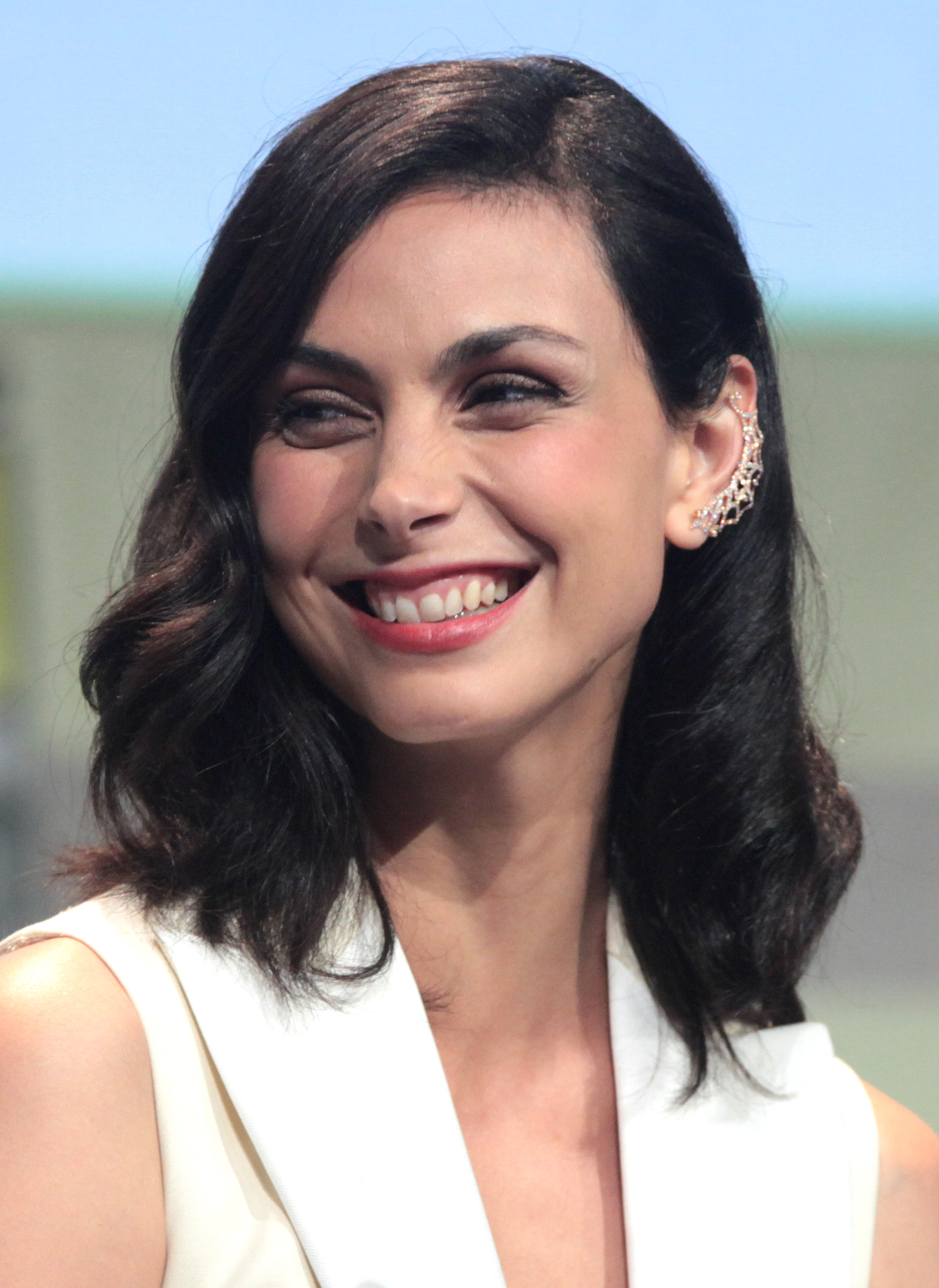 The 39-year old daughter of father Fernando Baccarin and mother Vera Setta Morena Baccarin in 2018 photo. Morena Baccarin earned a  million dollar salary - leaving the net worth at 2 million in 2018