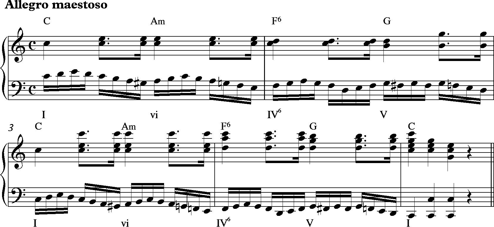 mozart k310