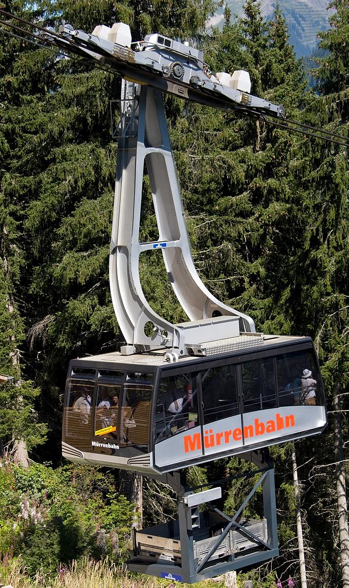 Lauterbrunnen To Grutschalp Cable Car Cost