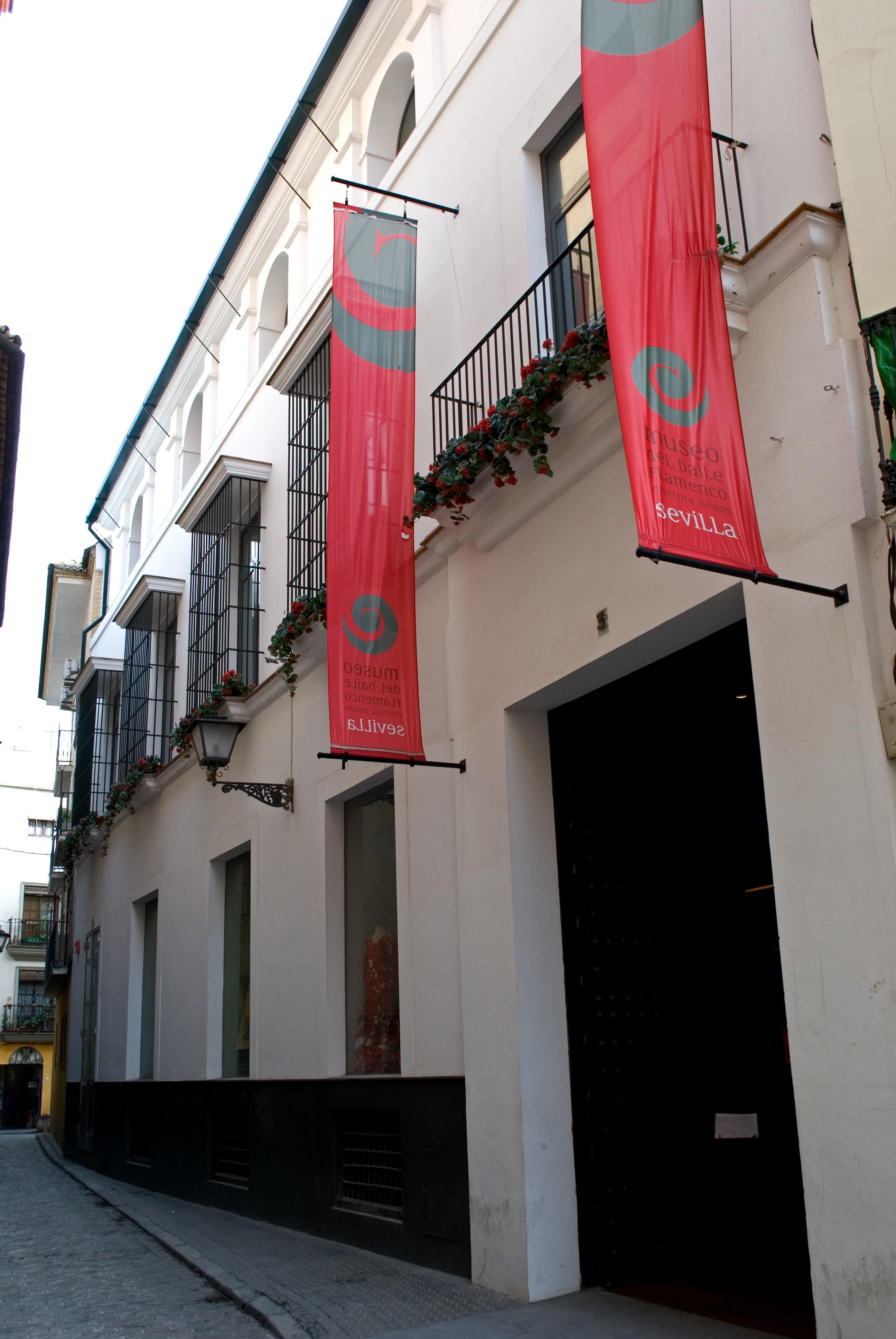 Archivo:Museo del baile flamenco, sevilla.jpg - Wikipedia ...