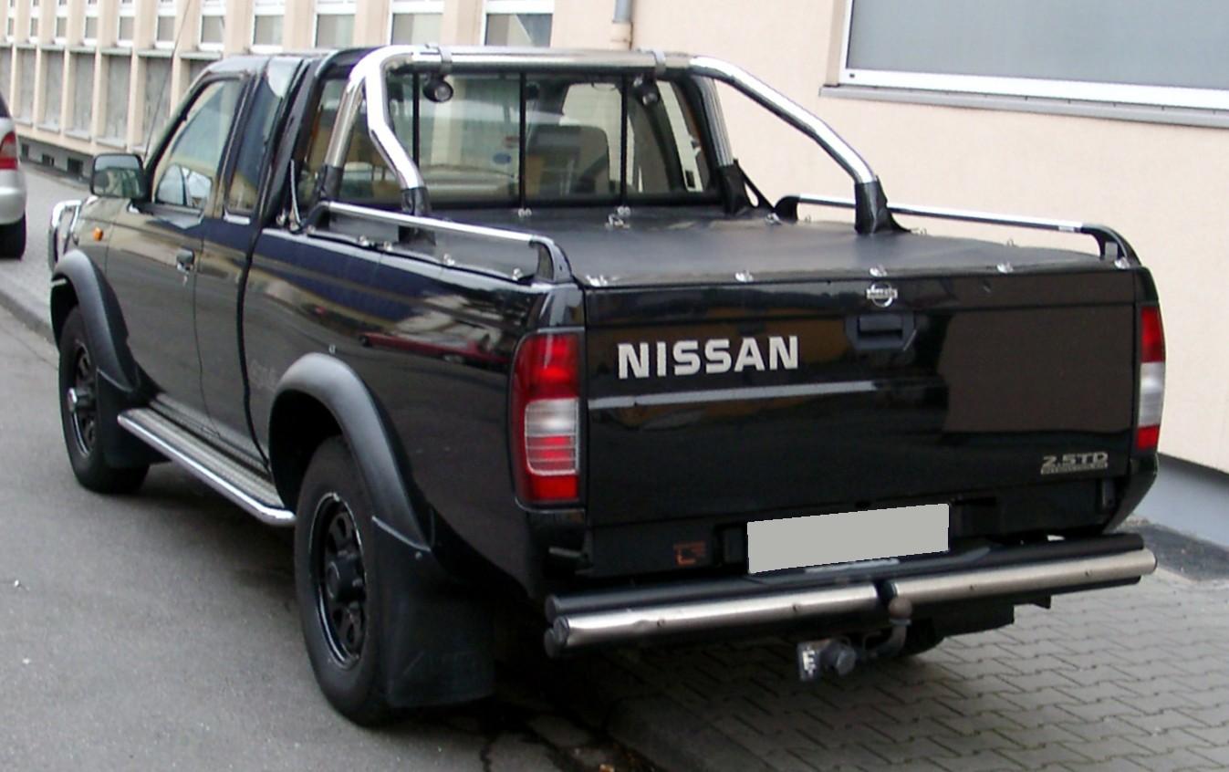 Nissan Navara Cars Show