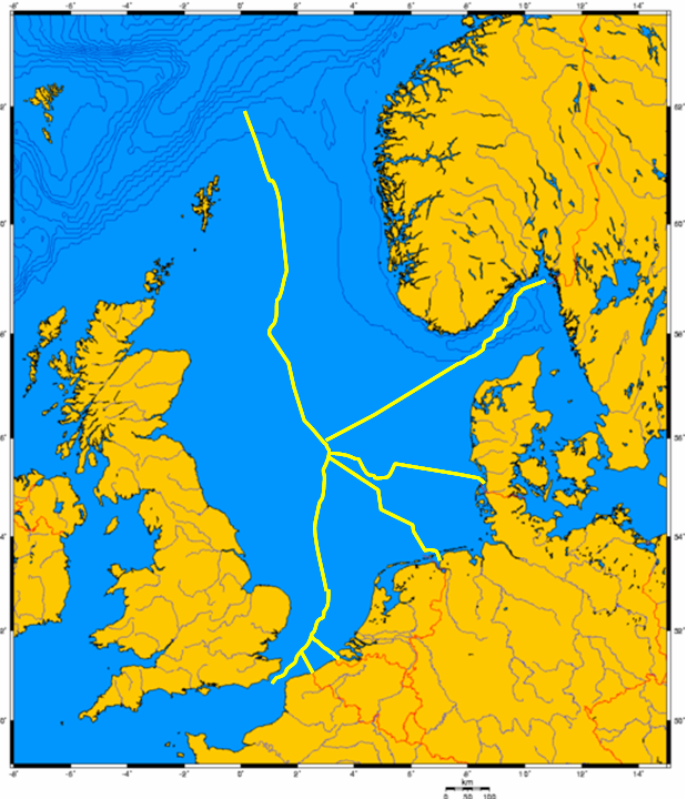 Nordsee Wikiwand
