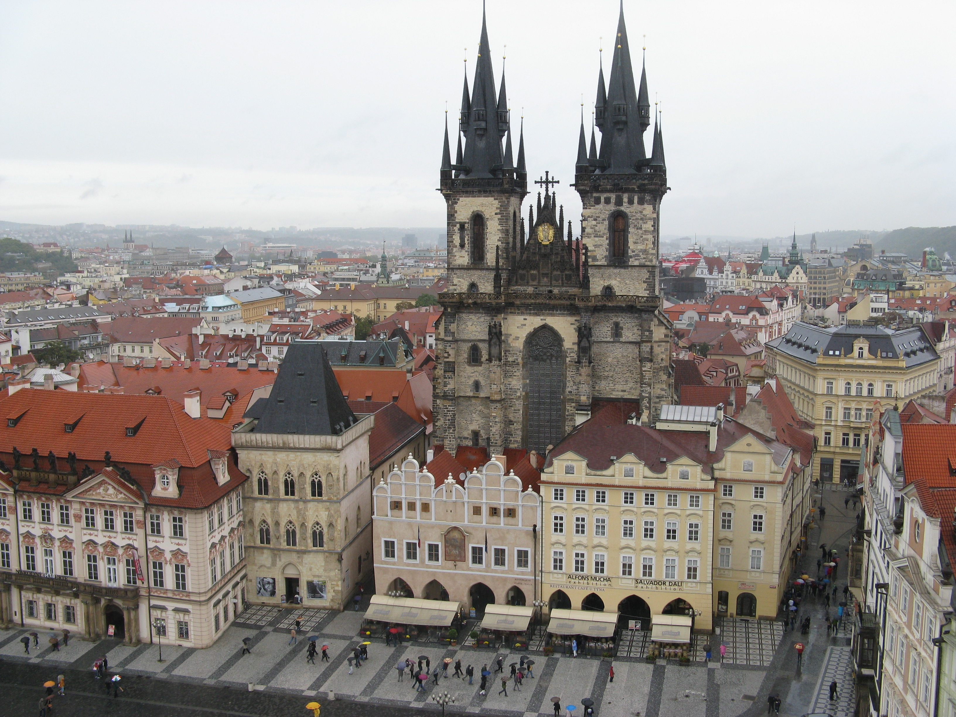 Prague Hotel City Bell
