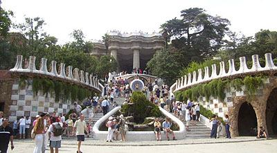 Park Güell - Wikipedia, the free encyclopedia