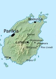 Paros — Wikipédia