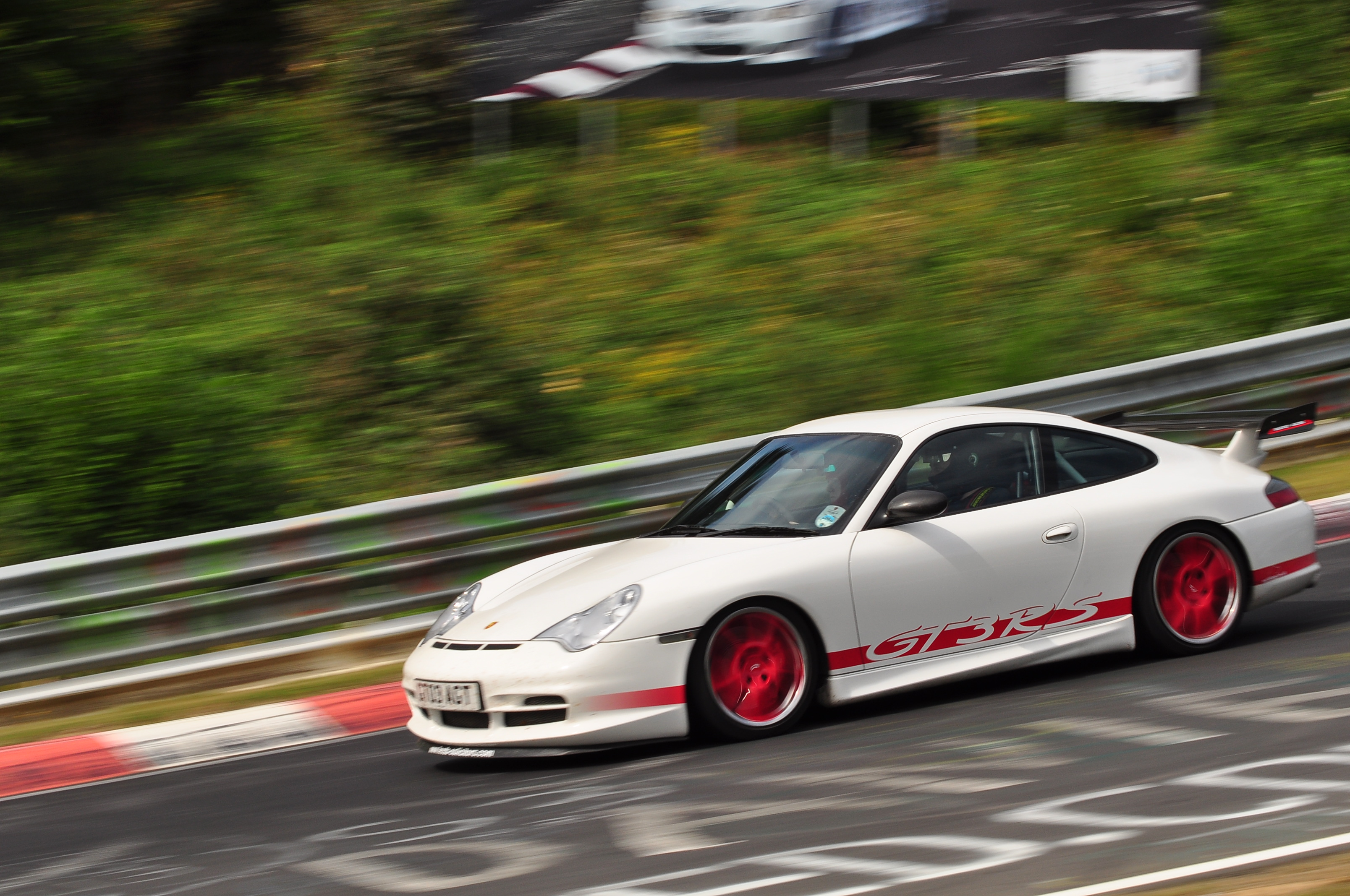 File Porsche 996 Gt3 Rs At The N 252 Rburgring Nordschleife