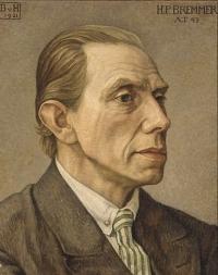 Henk Bremmer Dutch painter