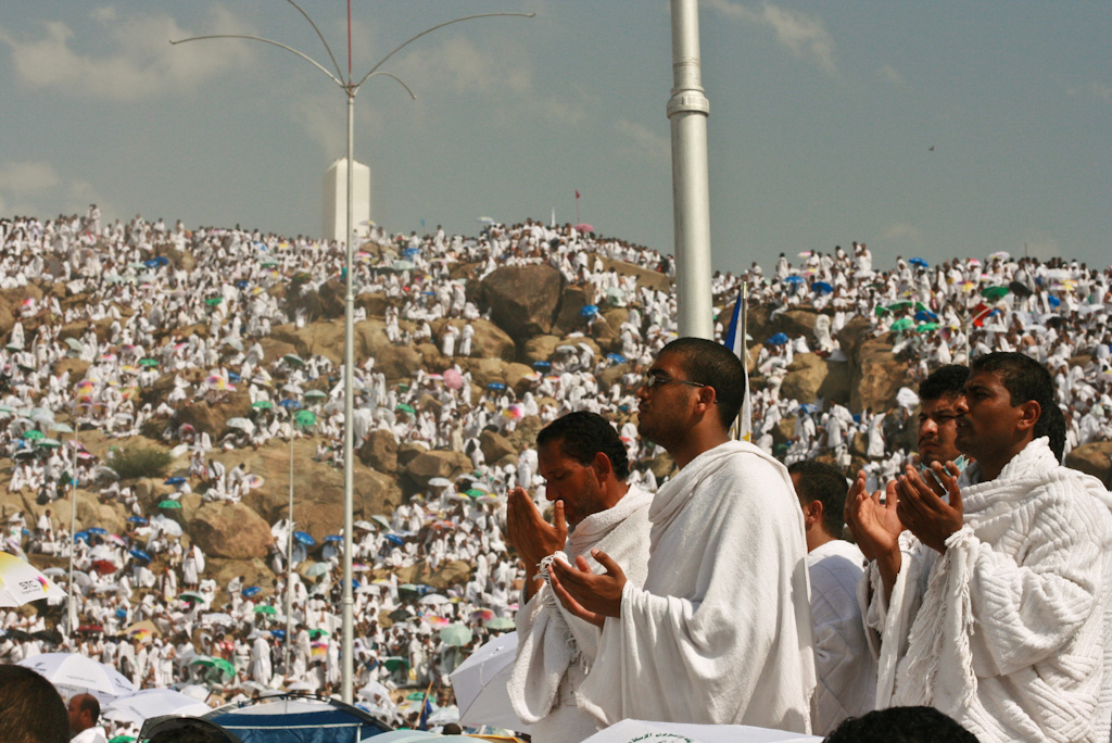 Hajj in Virtual Reality