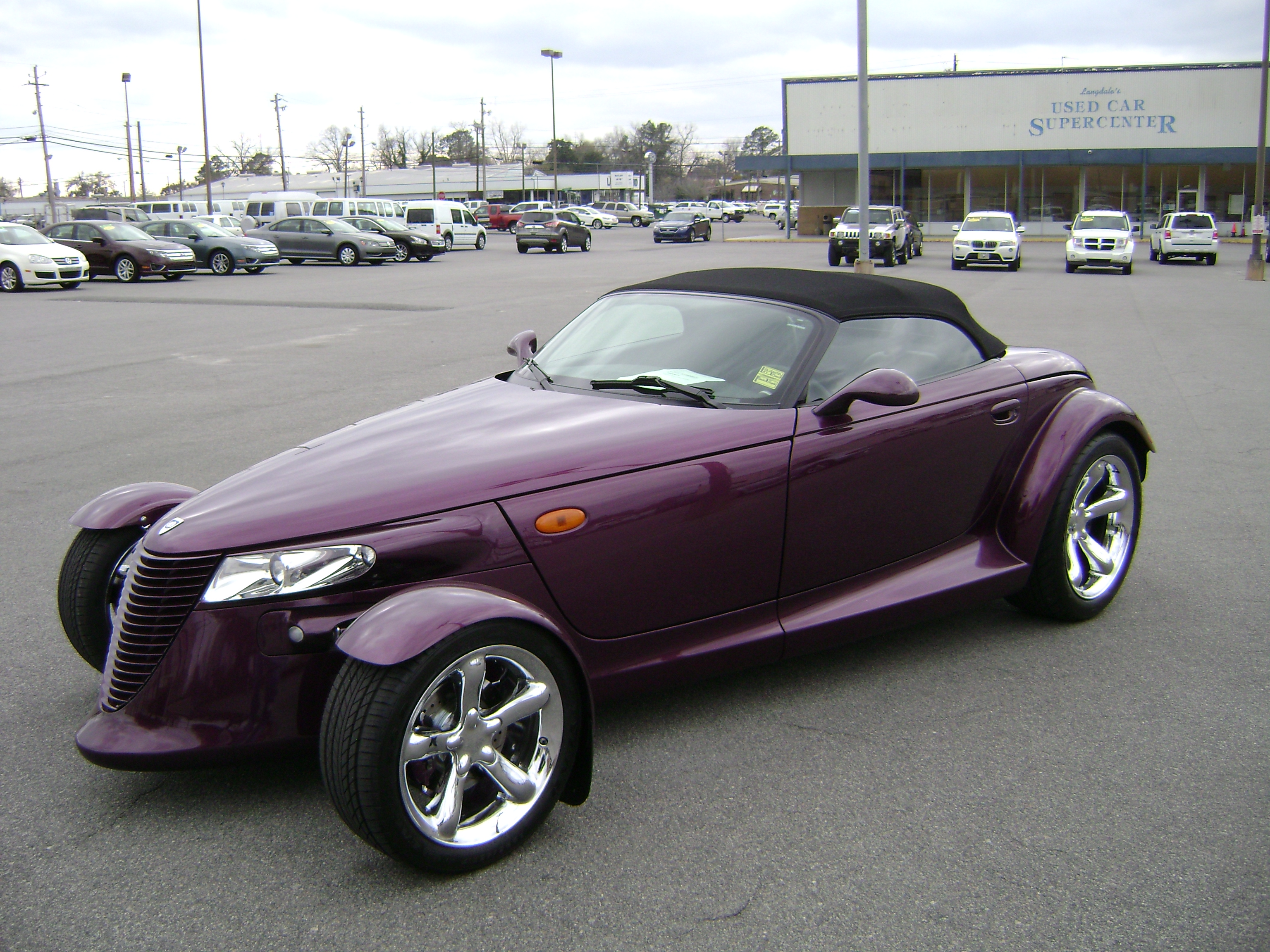 Chrysler Prowler With Matching Trailer 22 000 Miles Inca Gold 165246 besides 32 together with Awesome Airplane Rv Conversion moreover Noi Sirius 33 Milk Chocolate Bar together with File Purple Plymouth Prowler 97  NE corner. on plymouth prowler trailer