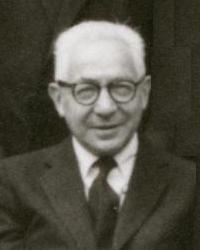 Isidor Isaac Rabi, July 1963 at Copenhagen