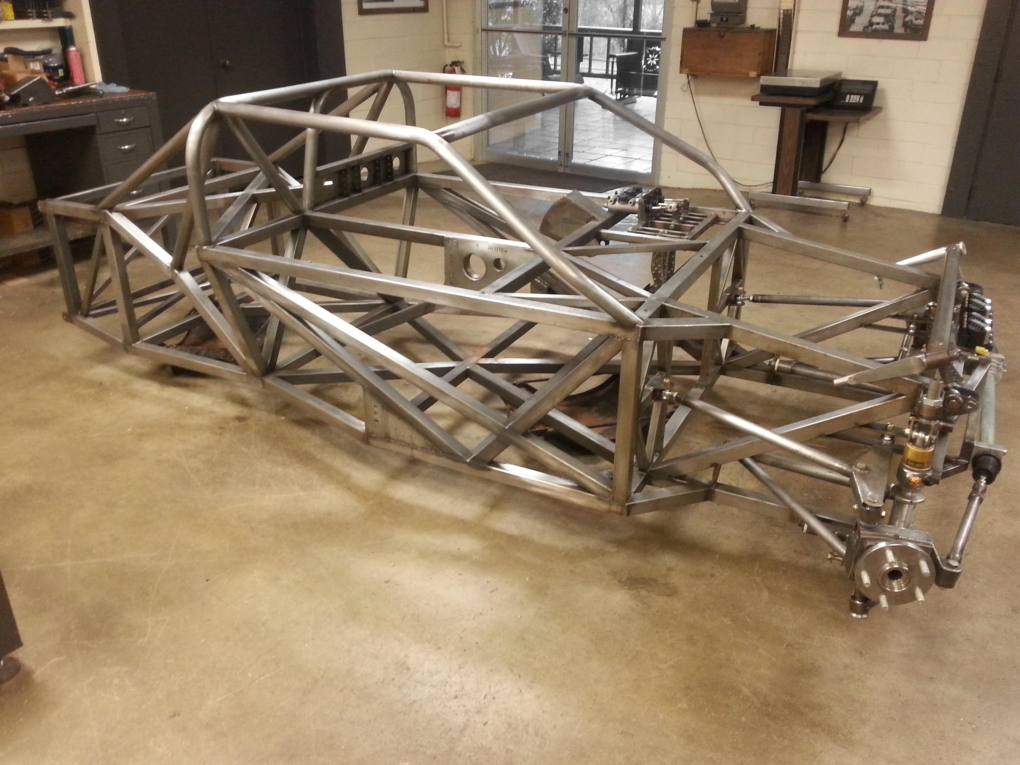 Race Car Fabrication Parts