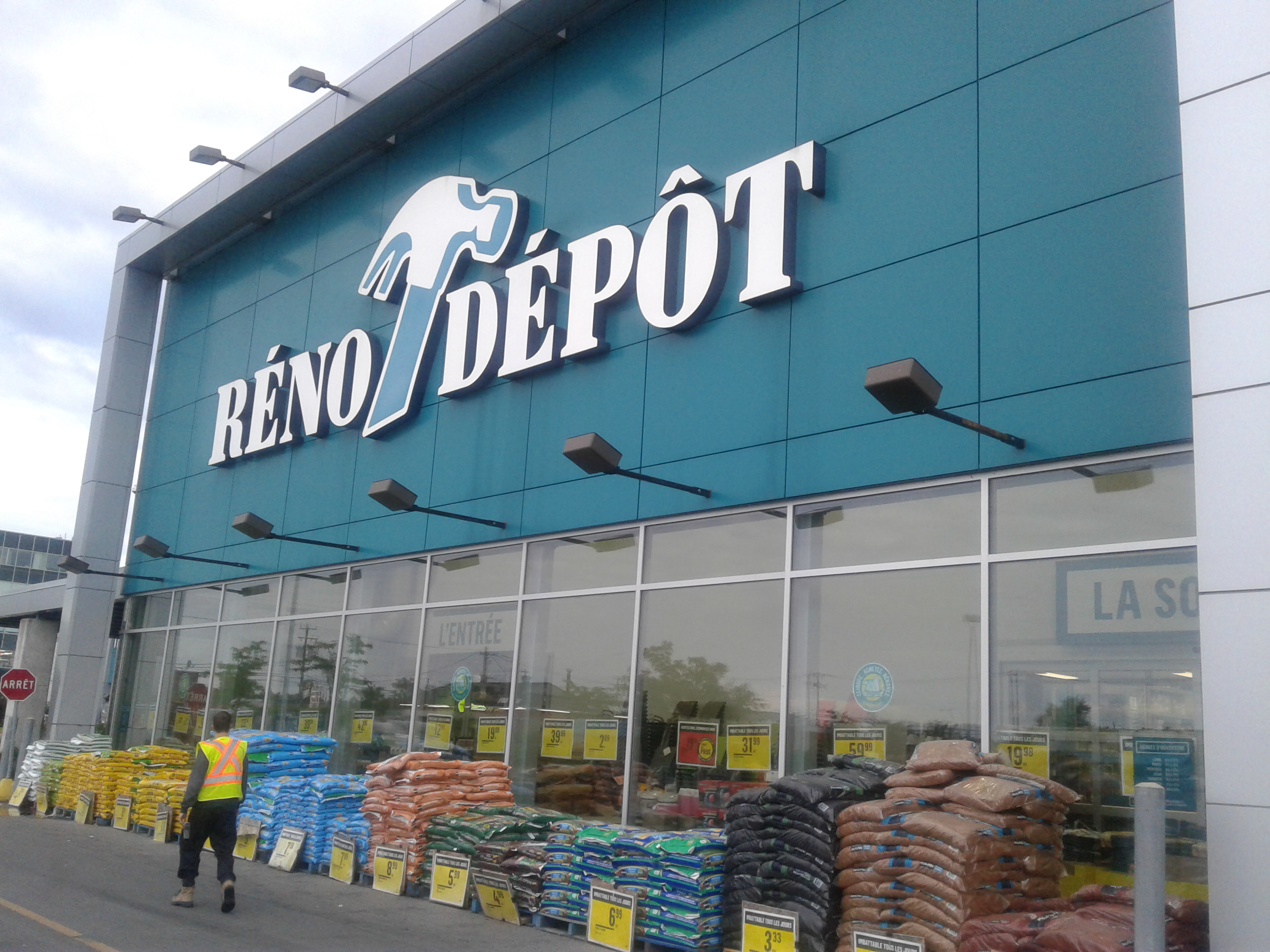 Image result for reno depot banners