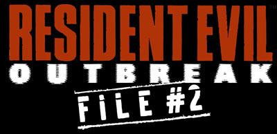 File:Resident evil outbreak 2 logo.jpg - Wikimedia Commons