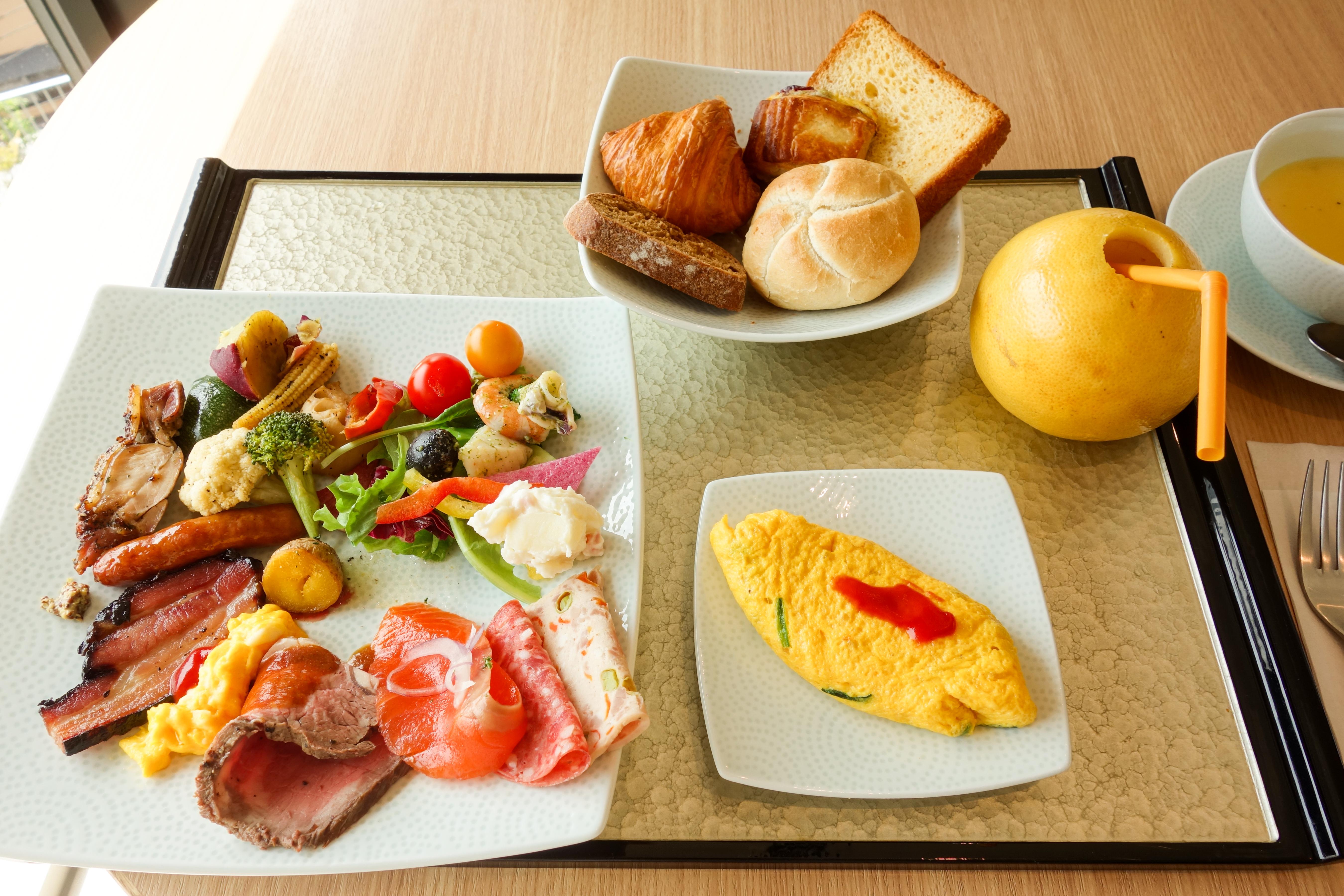 File Richmond Hotel Premier Asakusa International Breakfast Buffet