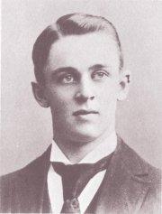 Depiction of Robert Andrews Millikan