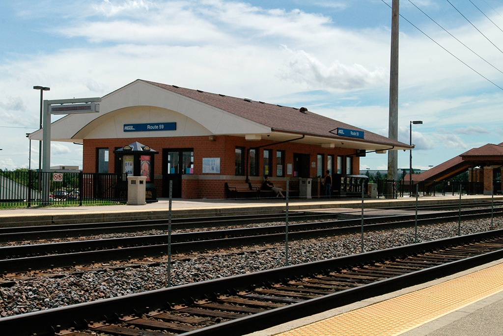Route 59 station - Wikipedia