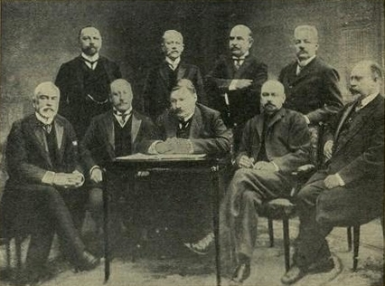 File:Russian Musical Society directorate in 1909.jpeg