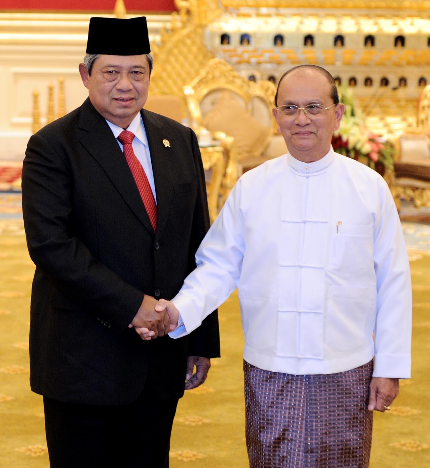 Indonesia Embassy Myanmar