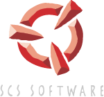 logo de SCS Software