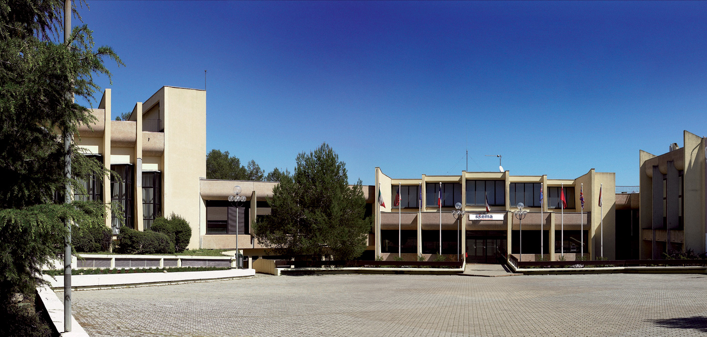 Skema Building  Sophia Antipolis