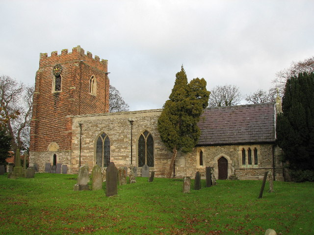 Saint Mary and All Saints Church, Hawksworth - geograph.org.uk - 84654