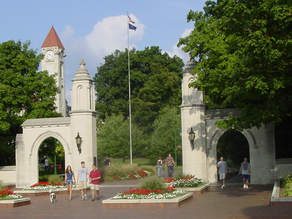 image of Indiana University