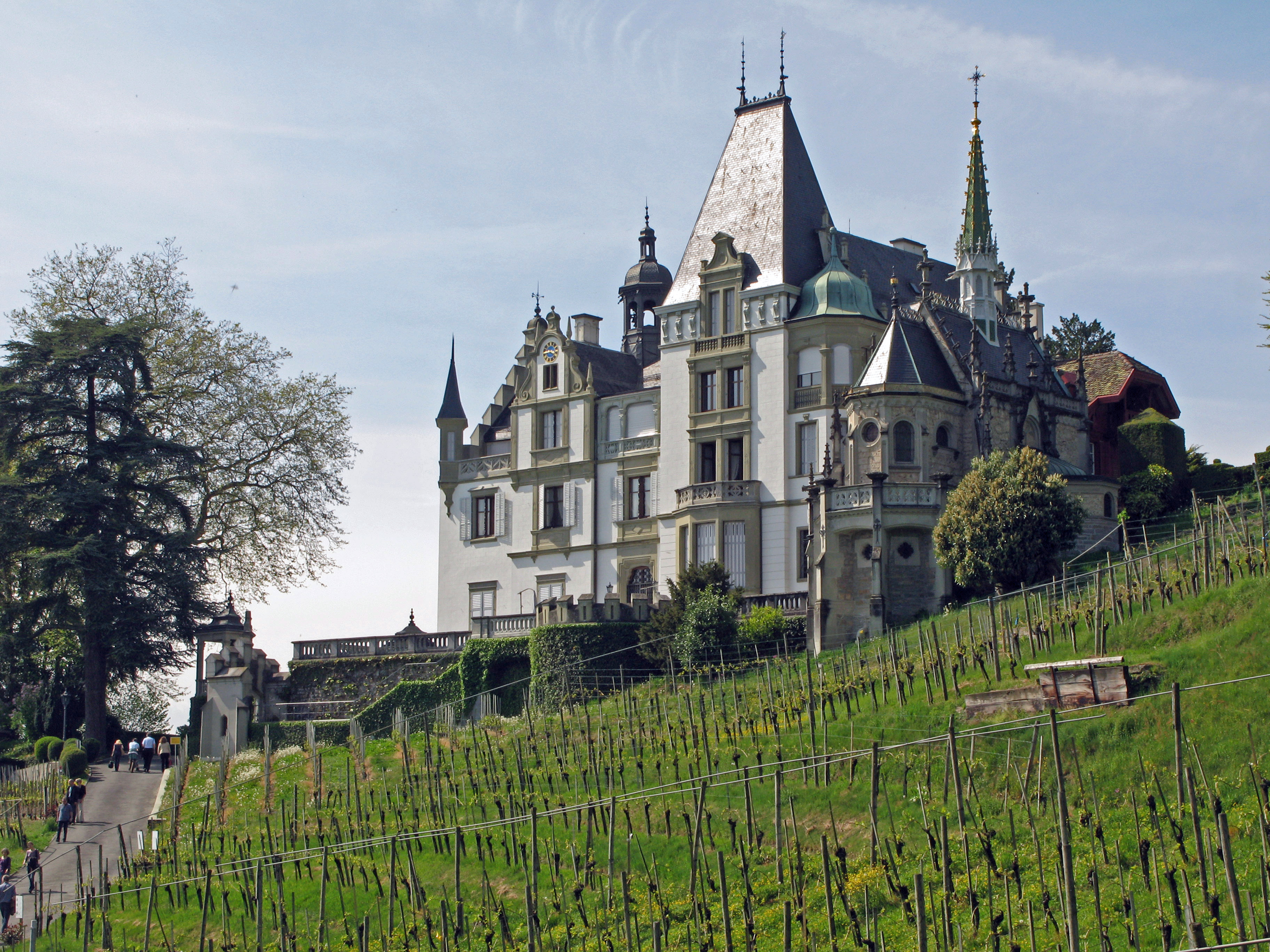 Schloss Meggenhorn Meggen Vierwaldstättersee