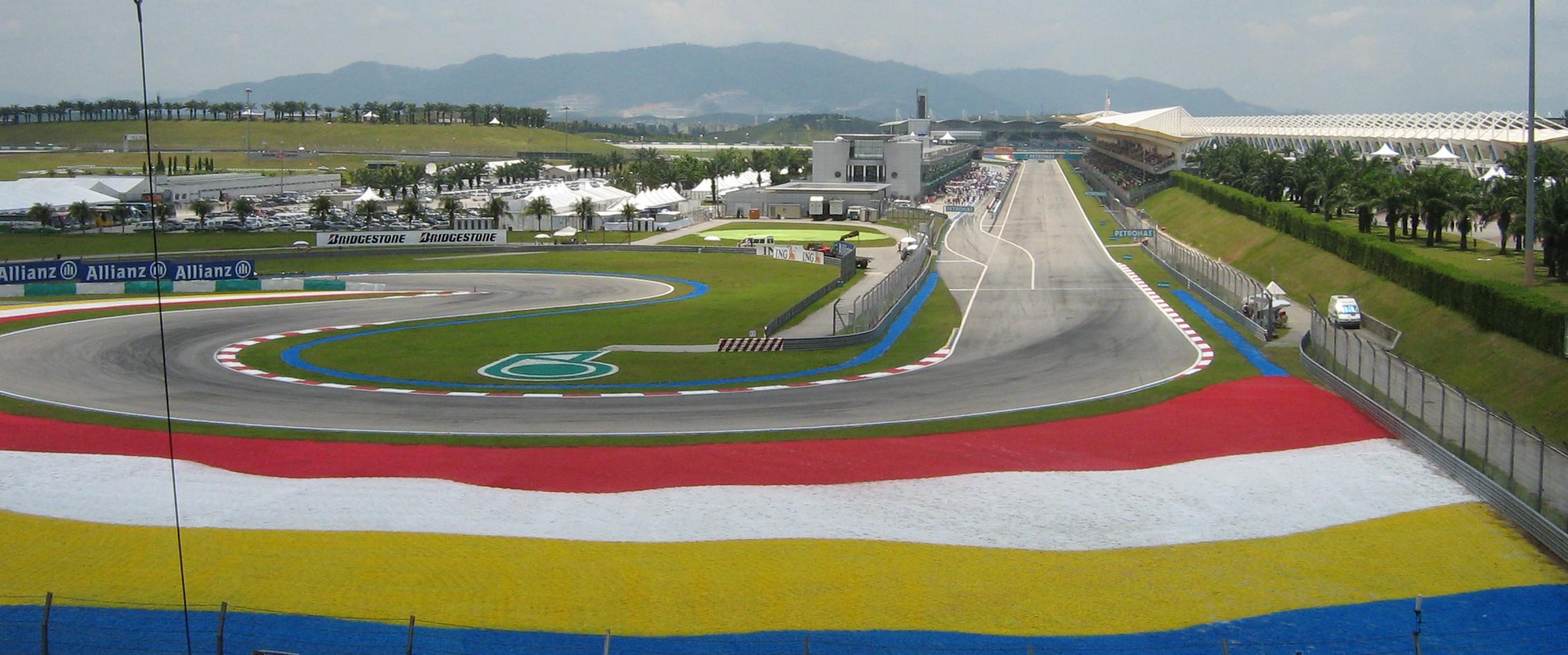 no Sepang International Circuit