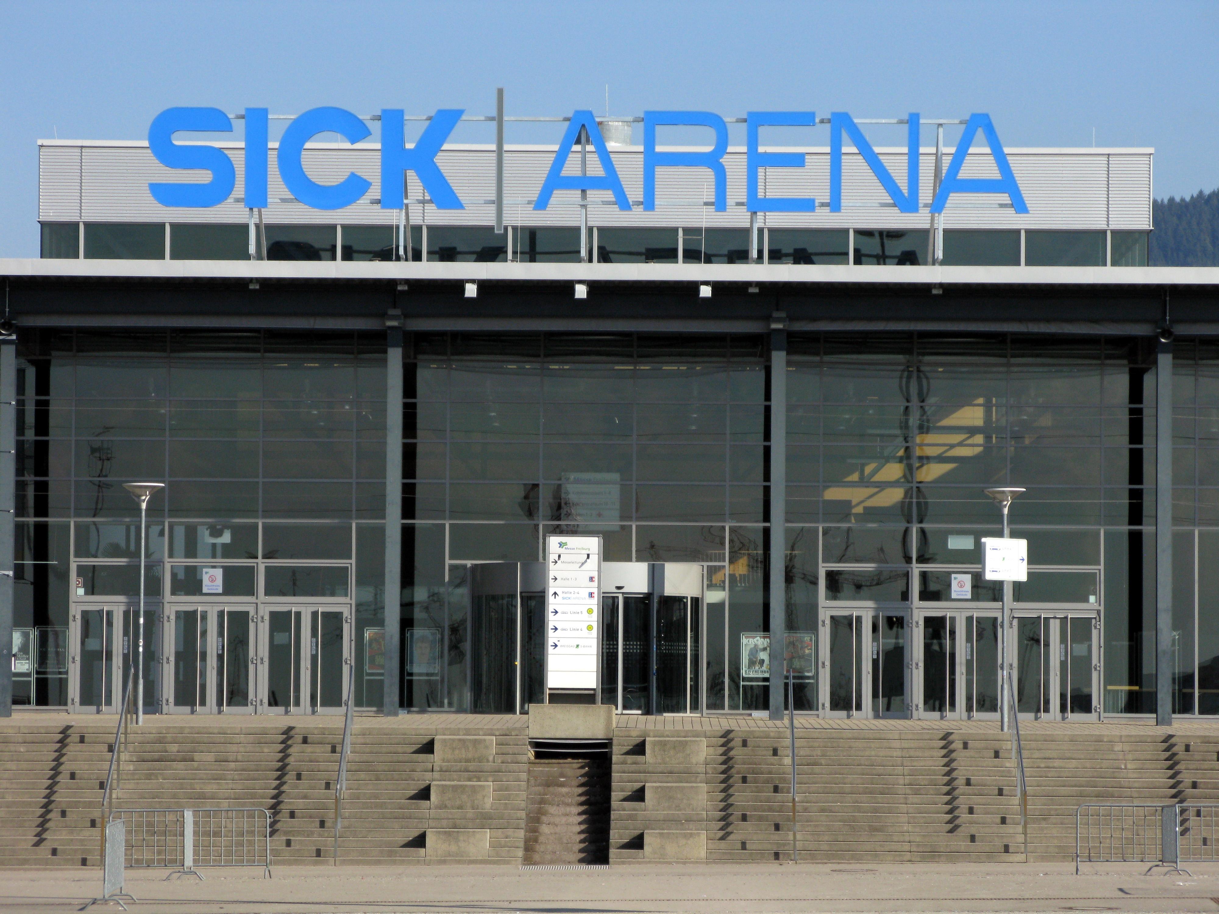 file sick arena bis 2016 rothaus arena auf der messe. Black Bedroom Furniture Sets. Home Design Ideas
