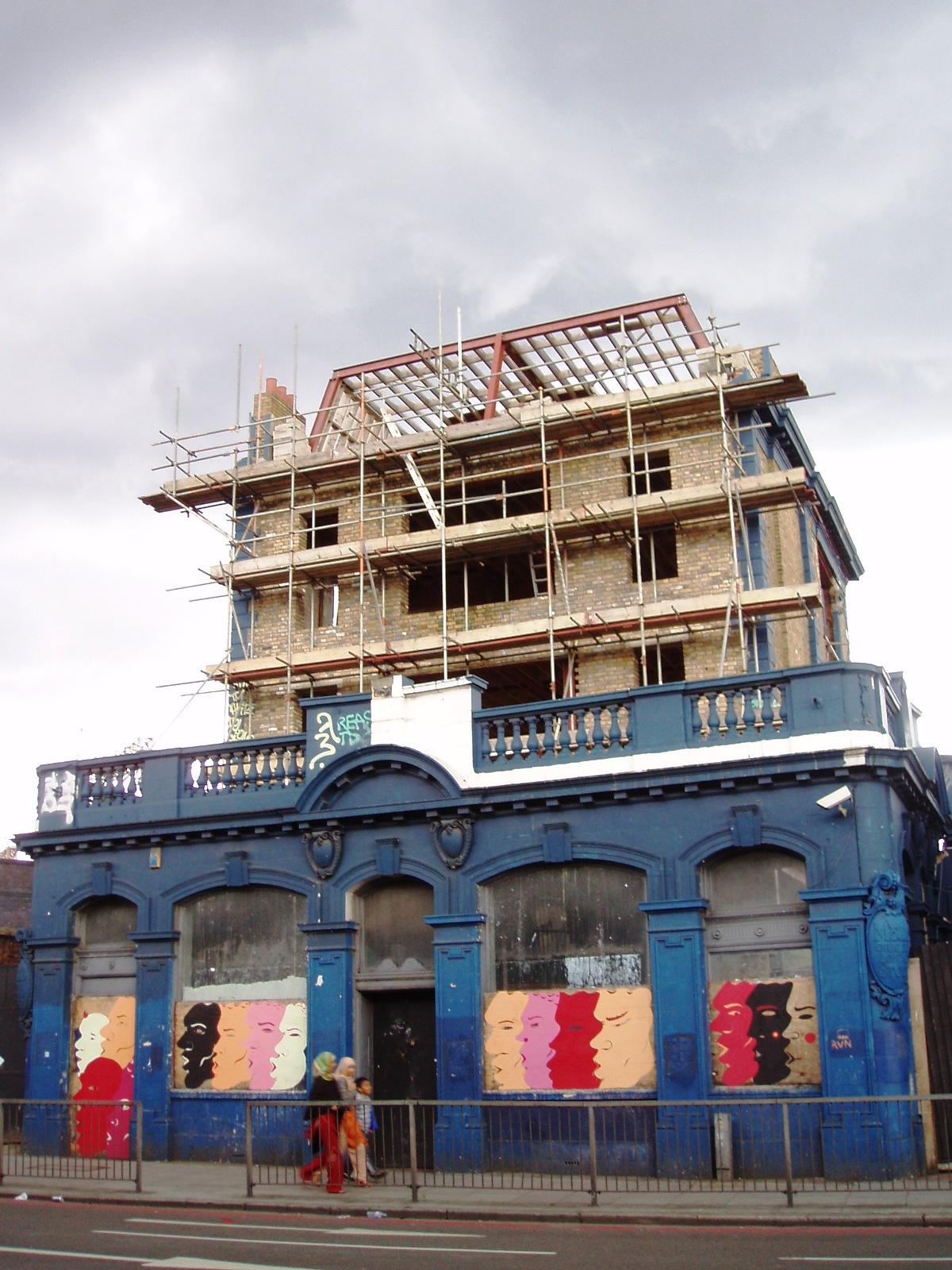 Finsbury Park Theatre Restaurants